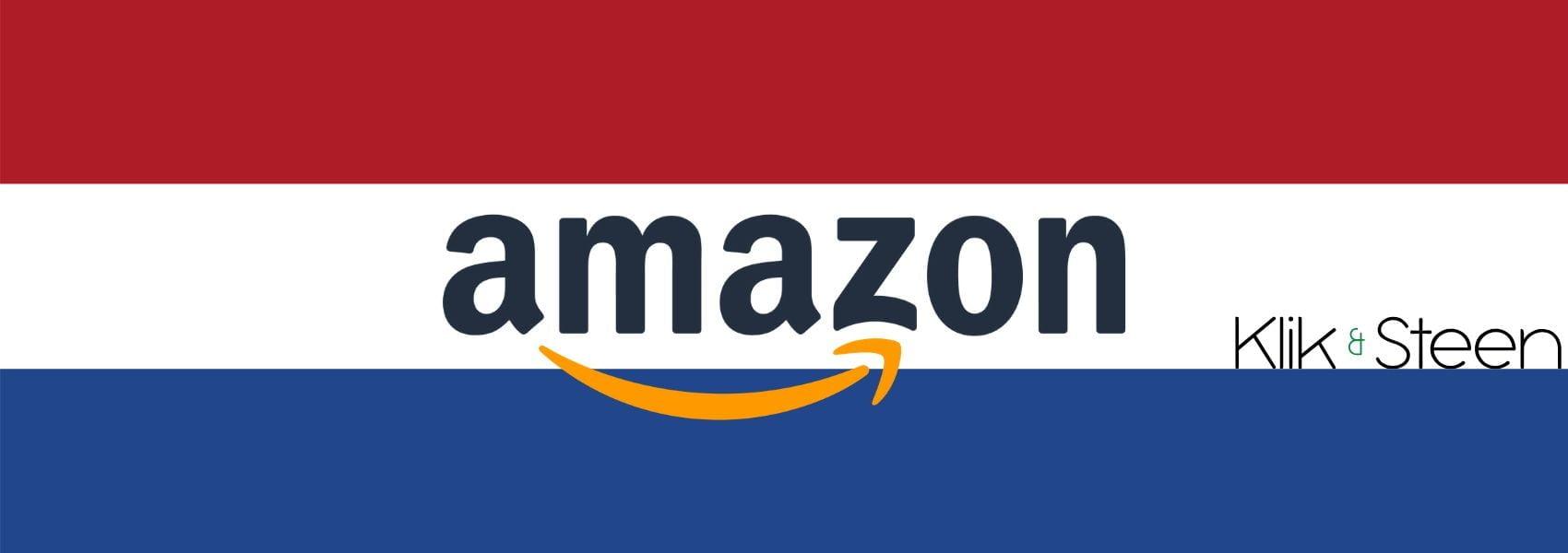 Verkopen op Amazon: Amazon webwinkel Nederland