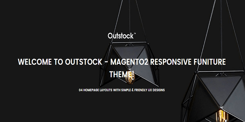 outstock magento 2 theme