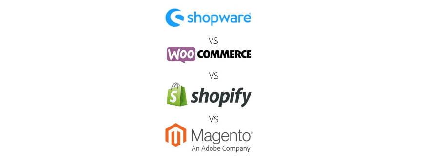 De 4 populairste E-commerce systemen: Wat zijn de ECHTE verschillen?