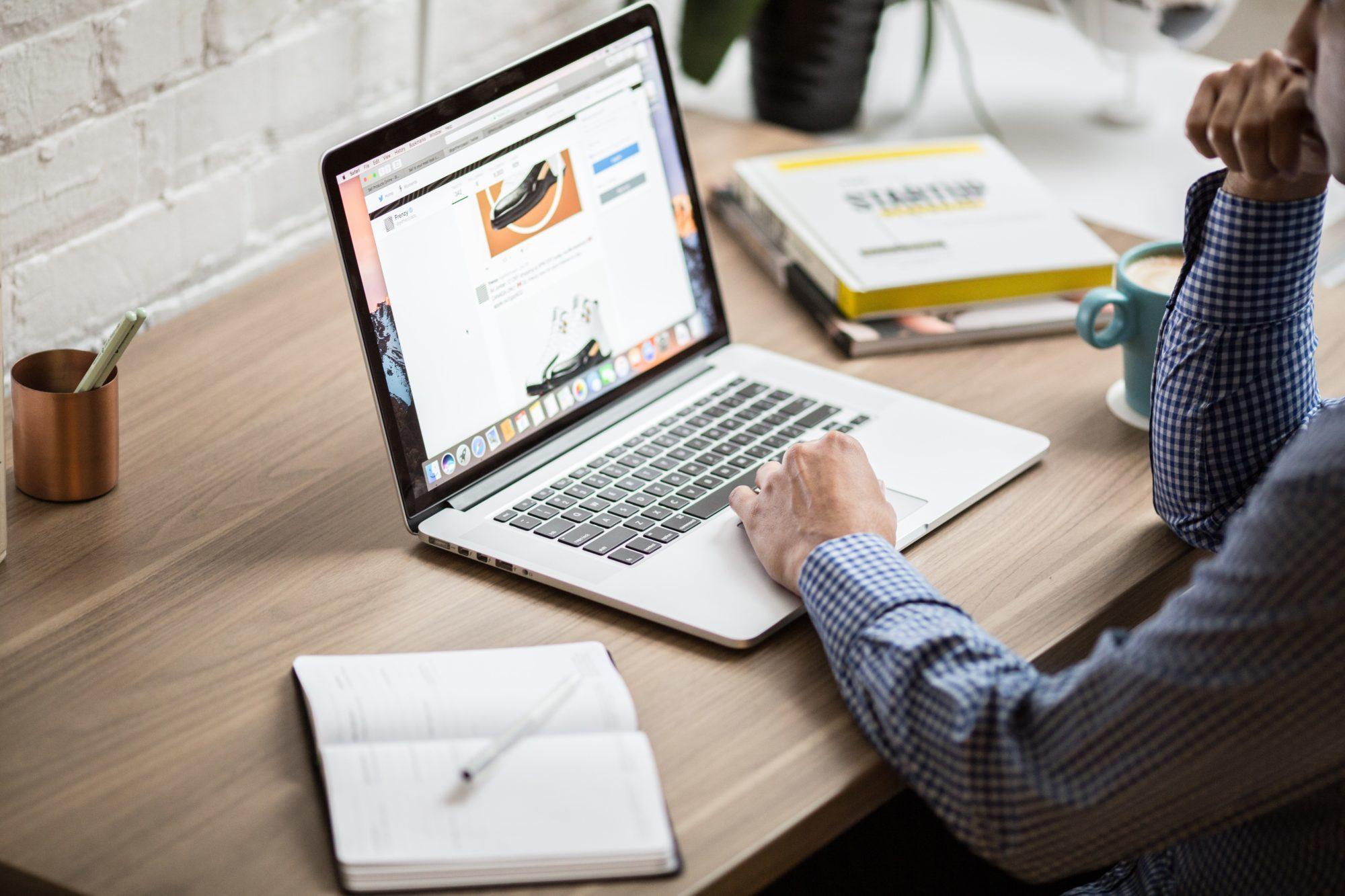 Het belang van een goede domeinnaam voor je website of webshop