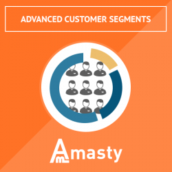 Amasty advanced customer segments