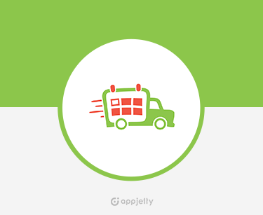 Delivery date scheduler Magento extension