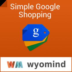 simple google shopping