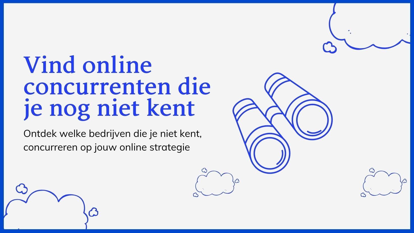 online concurrenten