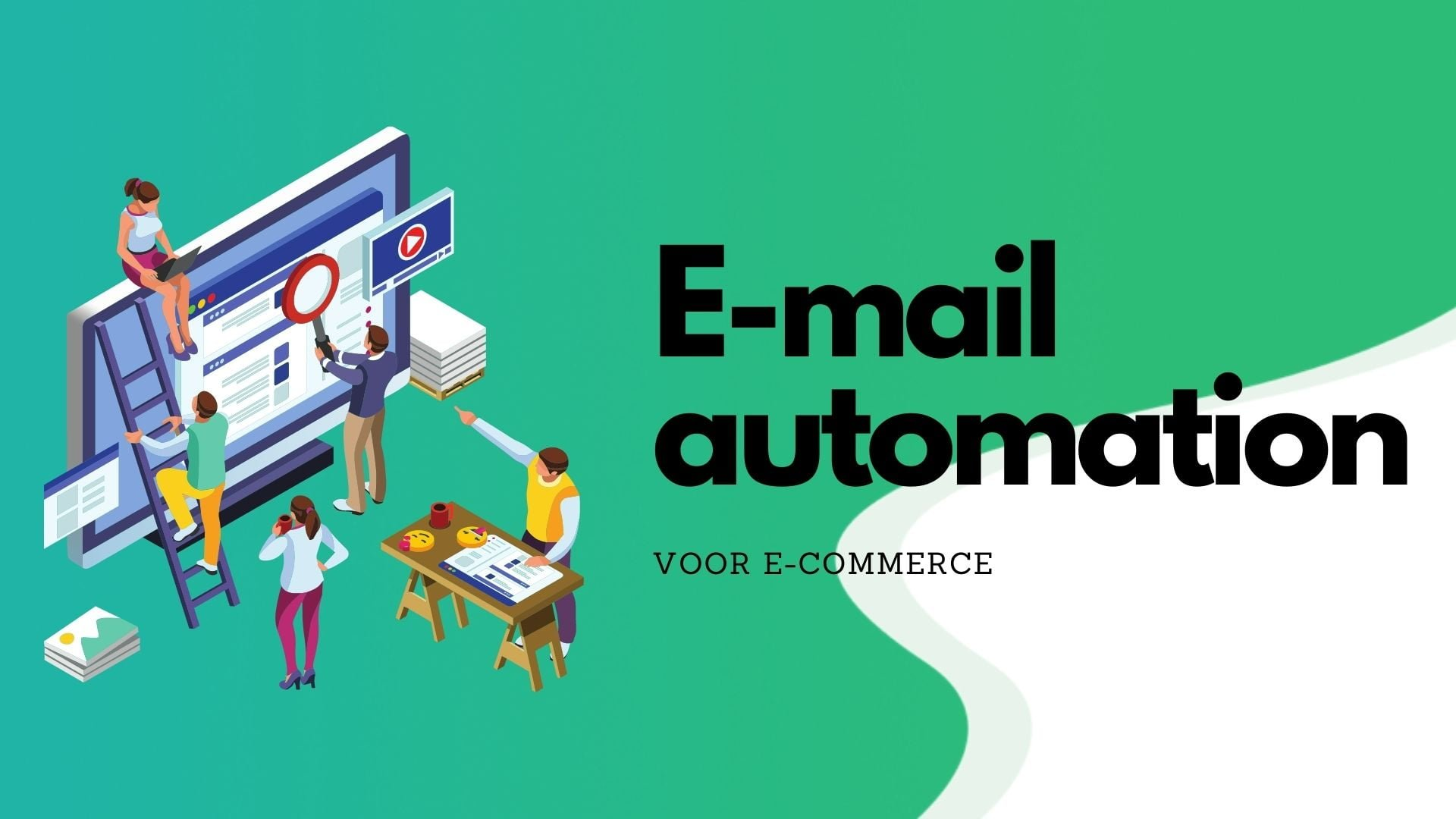E-mail automation voor E-commerce