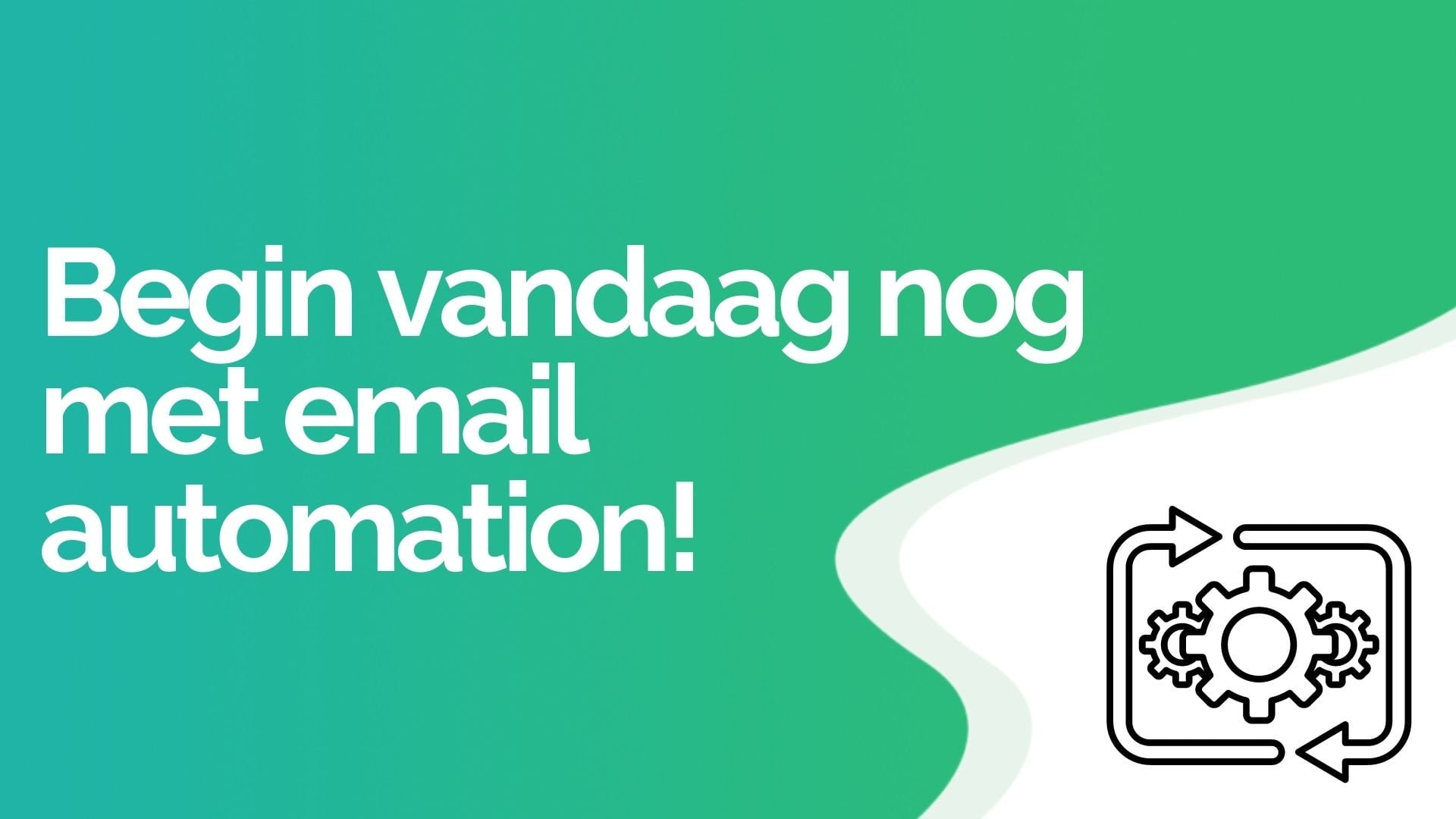 email automation start
